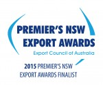 2015 Export Awards Logos - FINALIST