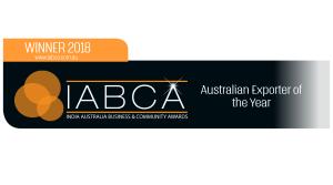 IACBA Australian Exporter of the Year 2018
